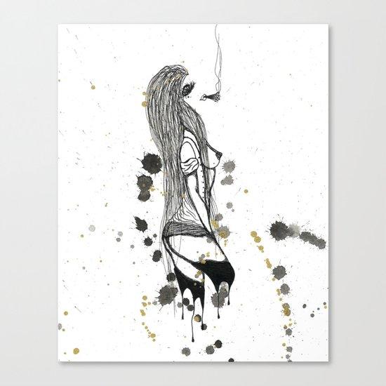 Lighten Up Canvas Print