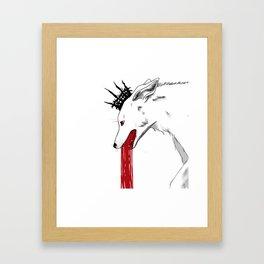 Viscera Framed Art Print
