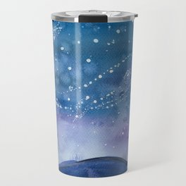 The Blue Travel Mug