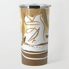 vanilla cafe2 Travel Mug
