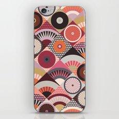 mountain berry iPhone & iPod Skin