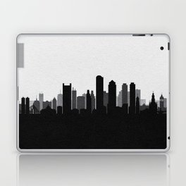 City Skylines: Boston (Alternative) Laptop & iPad Skin