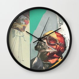 discord among demons Wall Clock