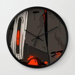 HARDCORE Wall Clock