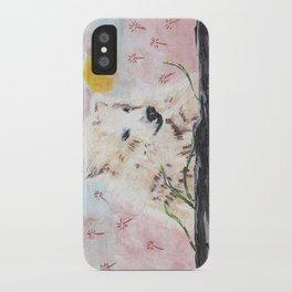 Polar Bear (day excursion) iPhone Case