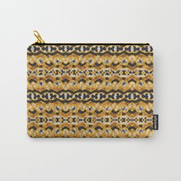 Montana Stripe - Gold Carry-All Pouch