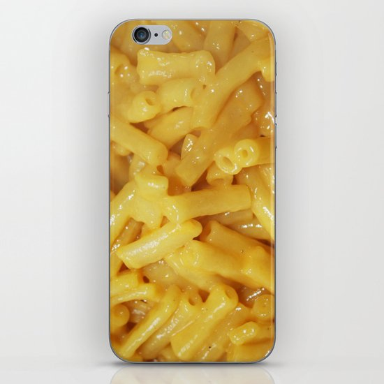 Mac&Cheese iPhone & iPod Skin