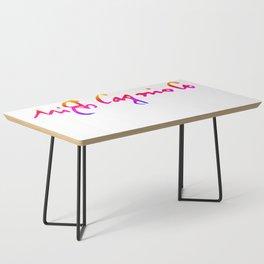 Michelangelo's pride signature Coffee Table