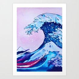 Nipón Art Print