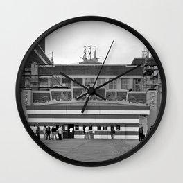 Convention Hall - Asbury Park  Wall Clock