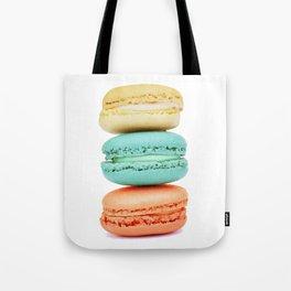 Stack of Macarons Tote Bag