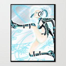 Jella Canvas Print