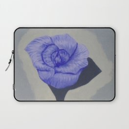 Grandma's Blue Rose Laptop Sleeve