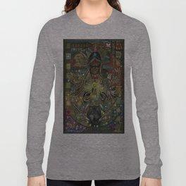 """Great Spirit "" copyright Ray Stephenson 2013 Long Sleeve T-shirt"