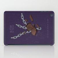 league iPad Cases featuring League of Legends: Alistar by Monstruonauta
