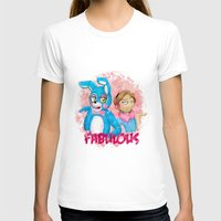 pewdiepie T-shirts featuring fabulous! by Maria Daregin