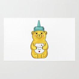 Little Honey Bear Rug