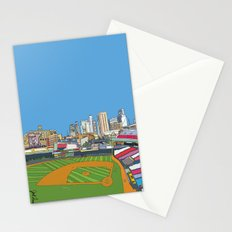Minnesota Twins Target Field Stationery Cards