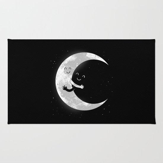 Moon Hug Rug