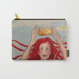 Crowning Herself Carry-All Pouch