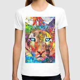 Puma Watercolor Grunge T-shirt