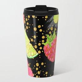 Summer Glitter #12 Travel Mug