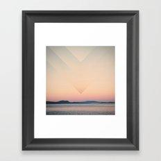 Baker Framed Art Print