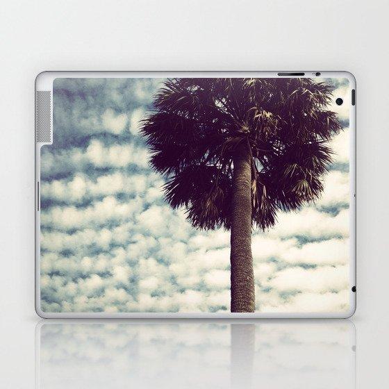 Charleston Palm Laptop & iPad Skin