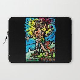 The Fool's Role In The Nothing Universe Laptop Sleeve