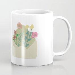 Flower Envelope Coffee Mug