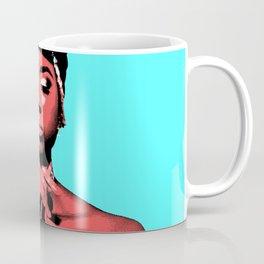 Blue Skies and Apples Coffee Mug