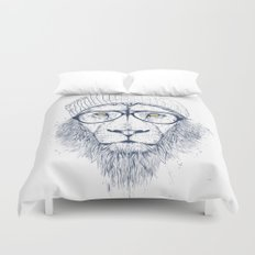 Cool lion Duvet Cover