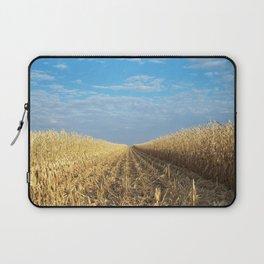 Serene Cornfield Laptop Sleeve