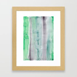 22  | 190907 | Watercolor Abstract Painting Framed Art Print