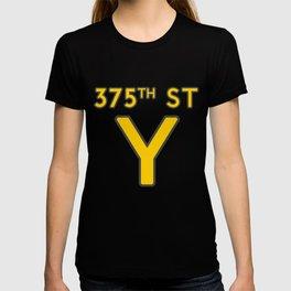 375th Street Y T-shirt