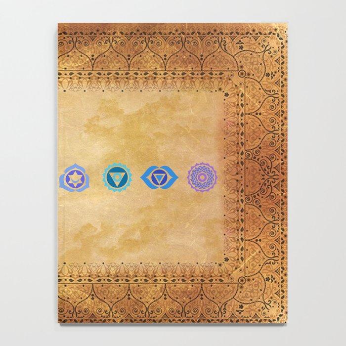 Chakras Kali | Beyond the time  Notebook