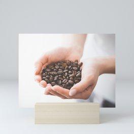 Roasted Coffee Mini Art Print