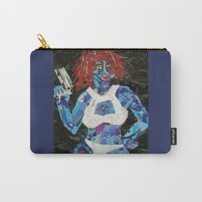 MYSTIQUE Carry-All Pouch