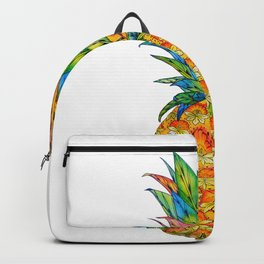 Tropical  Pineapple Backpack