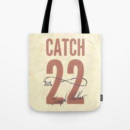 Catch 22 Tote Bag