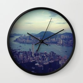 untroubled Wall Clock