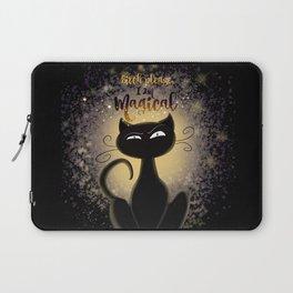 'Bitch please, I am Magical' Laptop Sleeve