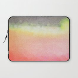 Nocturnal Peach Laptop Sleeve