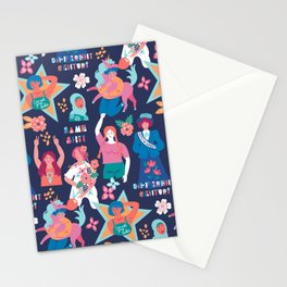 8th of March Stationery Cards