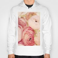 blush Hoodies featuring Blush by Kim Fearheiley Photography