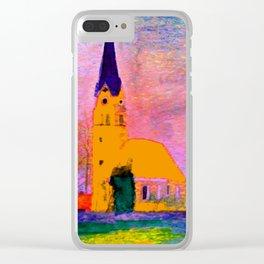 Kleine Kapelle Clear iPhone Case