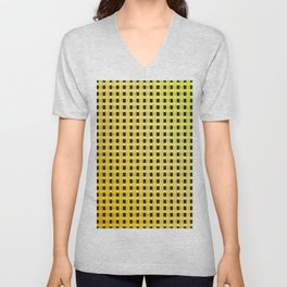Small and little summer pattern Unisex V-Neck