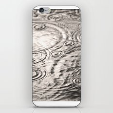 Just a Rainy Day iPhone & iPod Skin