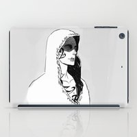 silent iPad Cases featuring Silent by Cassandra Jean