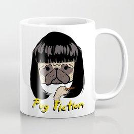 Pug Fiction Coffee Mug